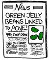 Een stripverhaal over hoe je niet-reproduceerbare resultaten produceert, geheel wetenschappelijk verantwoord. xkcd